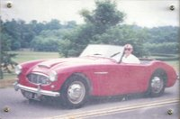 1958 Austin-Healey 100/6 Overview