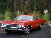 1965 Chevrolet Impala, 1965 Impala SS, all-original, 327/300, Muncie 4-speed, 36000 miles since new., exterior, interior