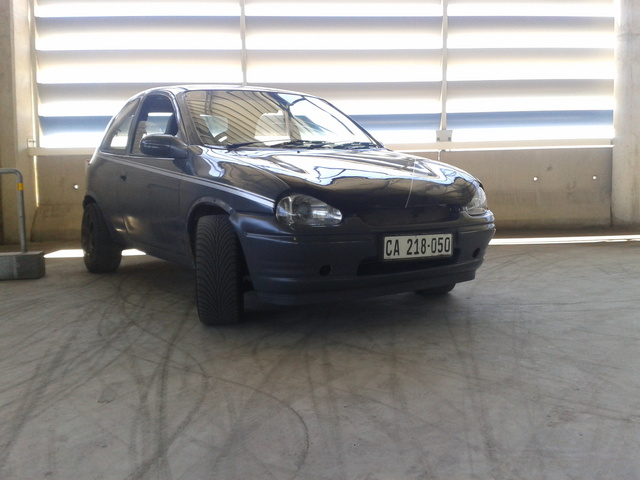 Picture of 1997 Opel Corsa