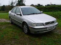1998 Volvo S40 Overview