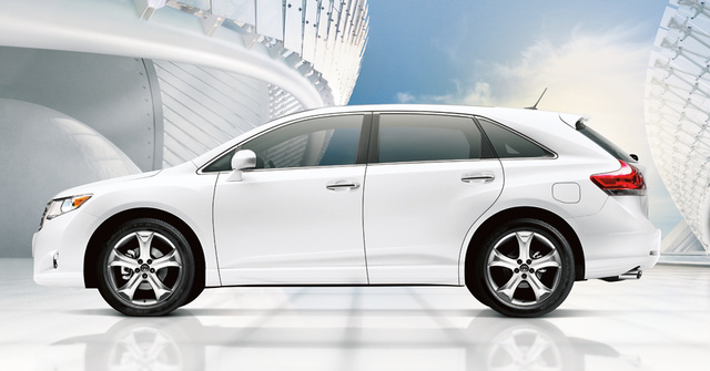 2012 Toyota Venza, Side view, exterior, manufacturer, gallery_worthy