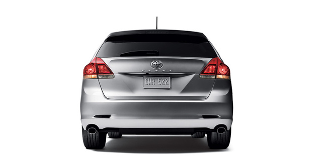 2012 Toyota Venza, Rear view, exterior, manufacturer, gallery_worthy