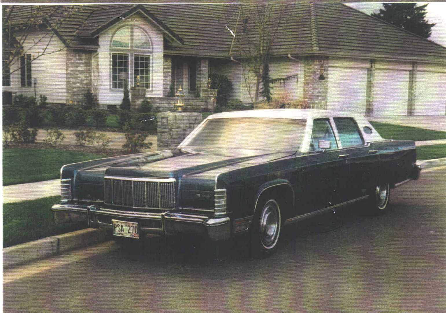 1975 Lincoln Continental - Pictures - CarGurus