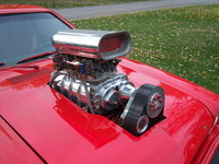 Picture of 1972 Ford Pinto, engine