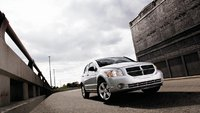 2012 Dodge Caliber, Left quarter, manufacturer, exterior