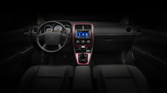 2012 Dodge Caliber, Interior, interior, manufacturer