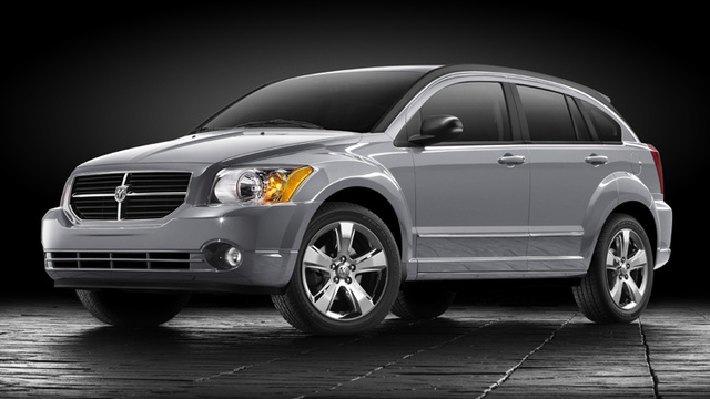 2012 Dodge Caliber Overview Cargurus