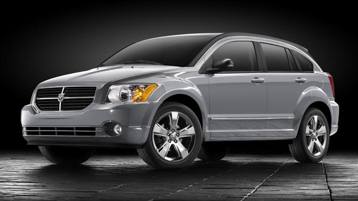 2012 Dodge Caliber, Front quarter, exterior, manufacturer