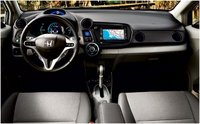 2012 Honda Insight, Interior, interior, manufacturer