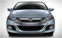 2012 Honda Insight, Front, exterior, manufacturer, gallery_worthy