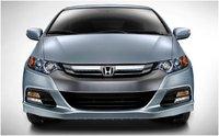 2012 Honda Insight, Front, exterior, manufacturer