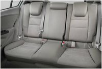 2012 Honda Insight, Interior seating, interior, manufacturer