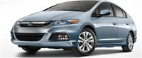 2012 Honda Insight Picture Gallery