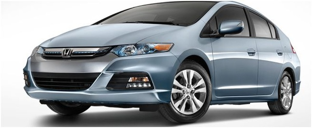 2012 Honda Insight Overview Cargurus