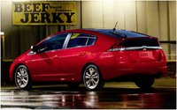 2012 Honda Insight, Rear quarter, manufacturer, exterior
