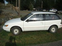 Picture of 1990 Dodge Colt 2 Dr GT Hatchback, exterior, gallery_worthy