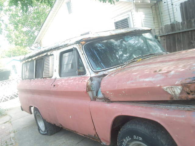 Picture of 1966 Chevrolet Suburban