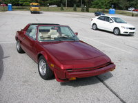 1981 Fiat X1/9 Overview
