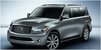 2012 Infiniti QX56 Picture Gallery
