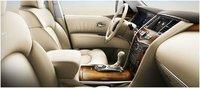 2012 Infiniti QX56, Interior, interior, manufacturer