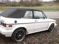 1988 Volkswagen Cabriolet Overview