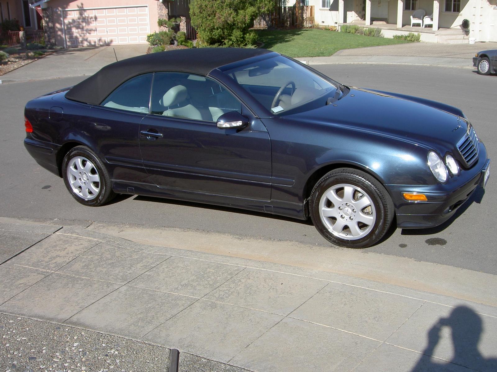 2001 mercedes benz clk class clk320 convertible for 2001 mercedes benz clk320
