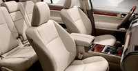 2012 Lexus GX 460, front and rear interior, interior, manufacturer