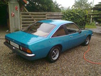 1978 Opel Manta Overview
