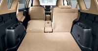 2012 Toyota RAV4, interior rear cargo, manufacturer, interior