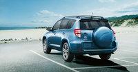 2012 Toyota RAV4, exterior rear quarter, exterior, manufacturer, gallery_worthy