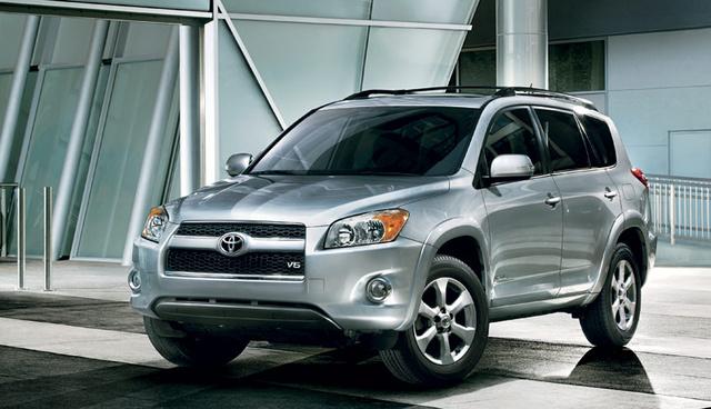 2012 Toyota Rav4 - Overview