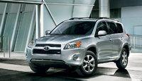 2012 Toyota RAV4, exterior front quarter, exterior, manufacturer