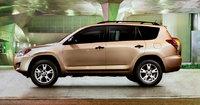 2012 Toyota RAV4, exterior side, exterior, manufacturer