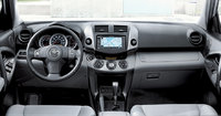 2012 Toyota RAV4, interior front driver, interior, manufacturer, gallery_worthy