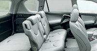 2012 Toyota RAV4, interior rear and cargo, interior, manufacturer, gallery_worthy