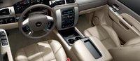 2012 Chevrolet Tahoe, interior front, interior, manufacturer