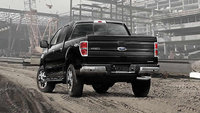 2012 Ford F-150, exterior rear, exterior, manufacturer