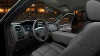 2012 Ford F-150, interior driver side, interior, manufacturer