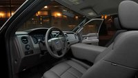 2012 Ford F-150, interior driver side, manufacturer, interior