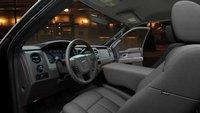 2012 Ford F-150, interior driver side, interior, manufacturer