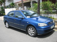 2002 Opel Astra Overview