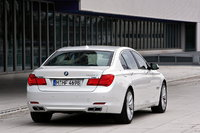 2010 BMW 7 Series 760Li RWD, BACK VIEW, exterior, gallery_worthy