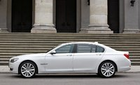 2010 BMW 7 Series 760Li RWD, SIDE VIEW, exterior, gallery_worthy
