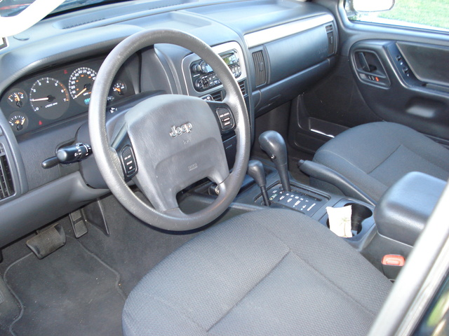 2002 jeep grand cherokee interior pictures cargurus. Black Bedroom Furniture Sets. Home Design Ideas