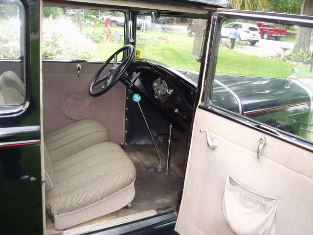 Picture of 1930 Ford Model A, interior, gallery_worthy