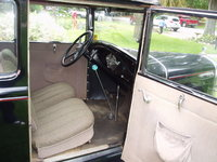 Picture of 1930 Ford Model A, interior