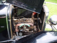 Picture of 1930 Ford Model A, engine