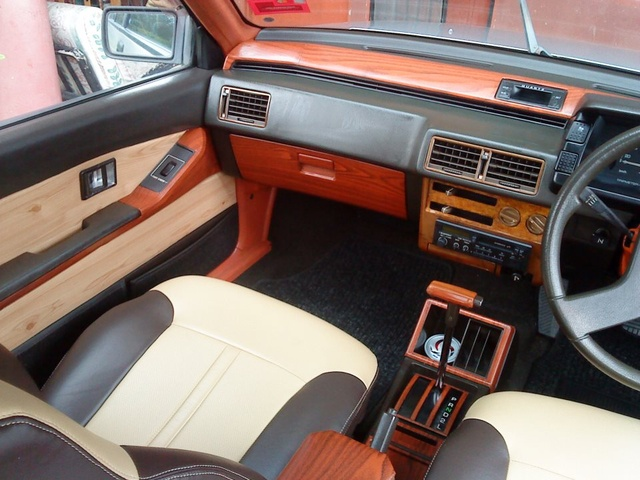 Picture of 1991 Proton Saga, interior