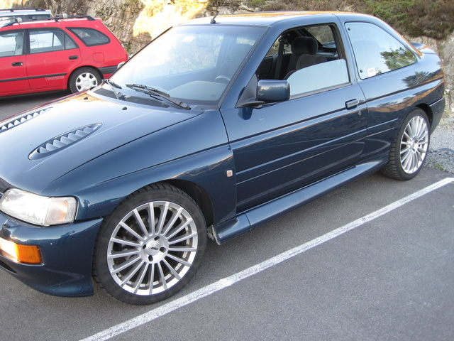 Picture of 1993 Ford Escort