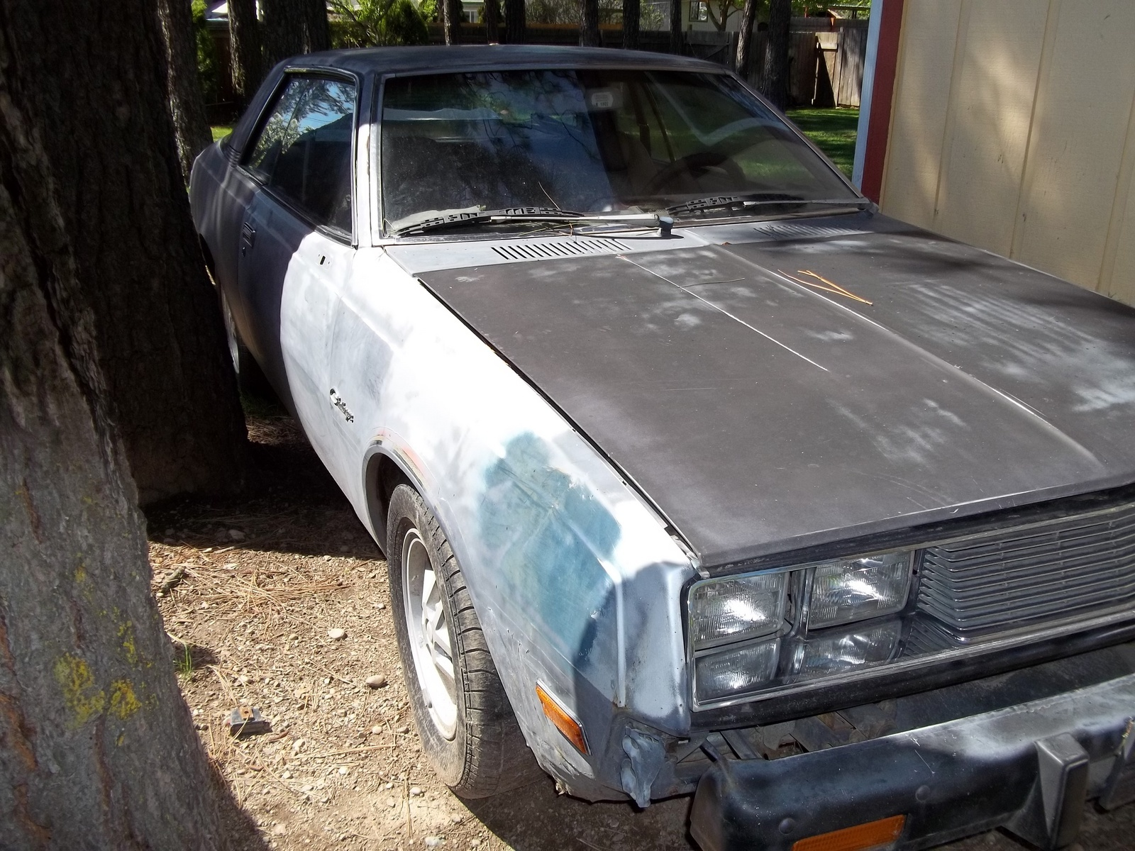 1980 Dodge Challenger Overview Cargurus Mirada Interior